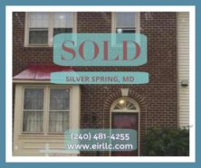 Silver Spring sold EIRLLC